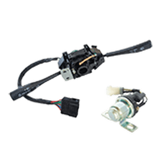 Turn Signal Switch, Multifunction Switch (including Steering Angle Sensor/Clock Spring)
